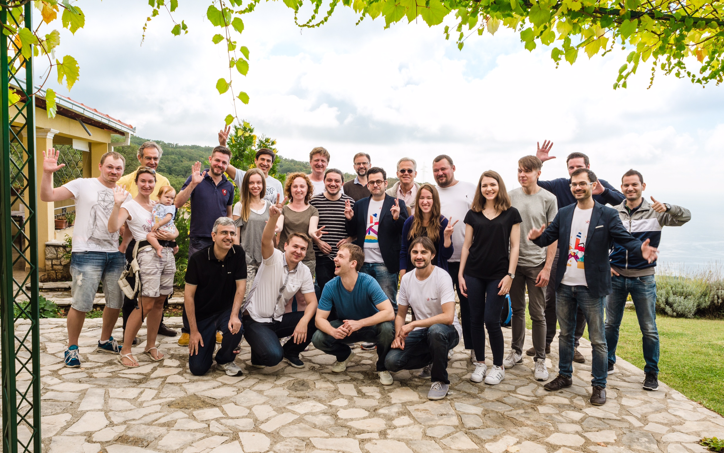 Lykke Team Meets in Montenegro